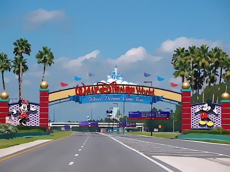 Gate Disney